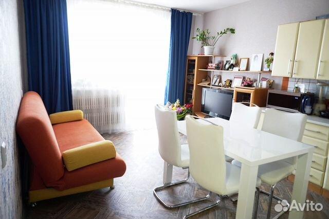 Продается четырехкомнатная квартира за 4 200 000 рублей. г Киров, ул Советская (Нововятский), д 95.