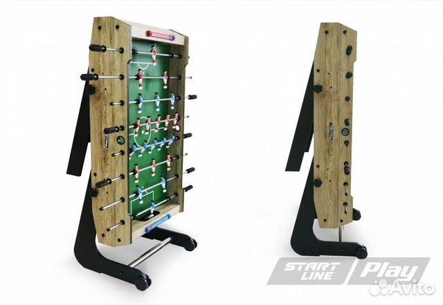Table football, Mini-fotboll Compact II 4 fötter
