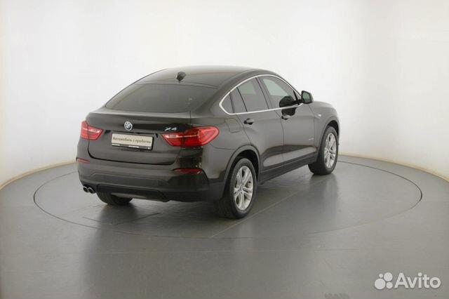 Купить BMW X4 пробег 67 959.00 км 2016 год выпуска