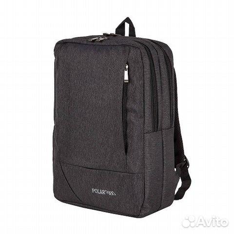 25cb2708d282 Городской рюкзак Polar П0045 black купить в Москве на Avito ...
