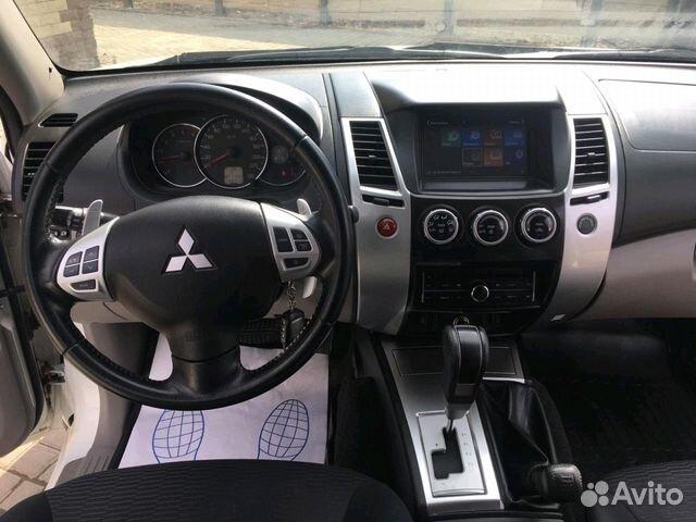 Купить Mitsubishi Pajero пробег 100 000.00 км 2013 год выпуска