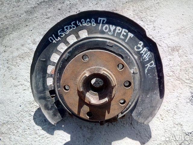 89026196331 Кулак поворотный задний правый Volkswagen Touareg