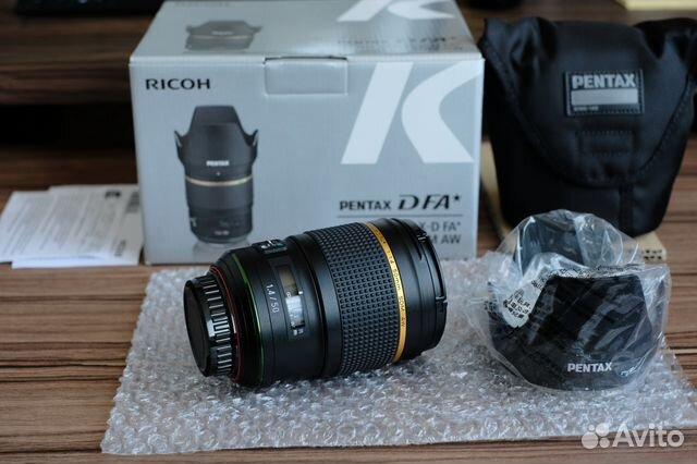 Pentax D FA 50 1.4 SDM AW HD новый, обмен купить 2
