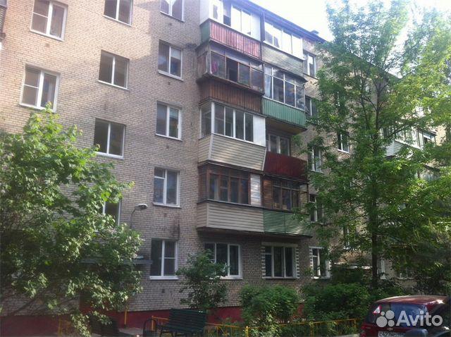 Продается двухкомнатная квартира за 6 000 000 рублей. Московская обл, г Реутов, ул Новая, д 6А.