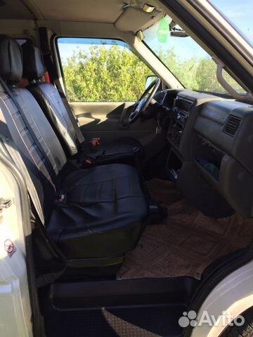 Volkswagen Transporter, 2002 89875653417 купить 5