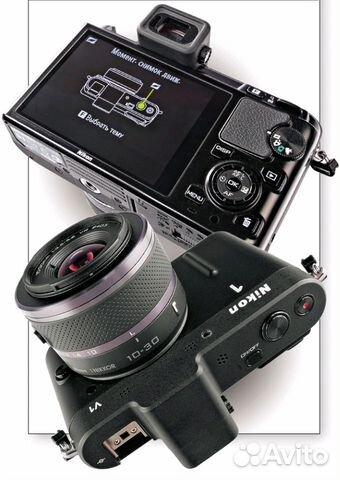 Фотоаппарат системный Nikon 1 v1 89507214510 купить 1