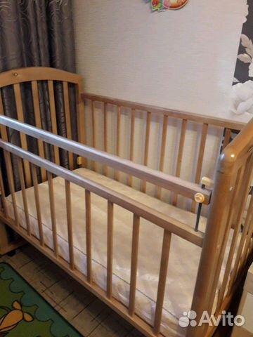 Кровать детская с матрасиком 89277353284 купить 3
