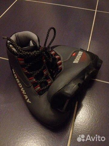 Ботинки лыжные детские купить 2