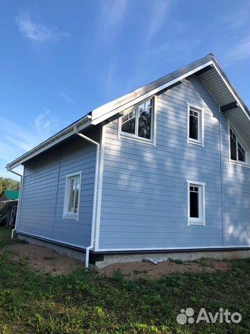 Дом 180 м² на участке 13 сот. 89219321651 купить 4