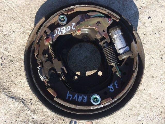 89026196331 Механизм ручной подводки колодок задний правый