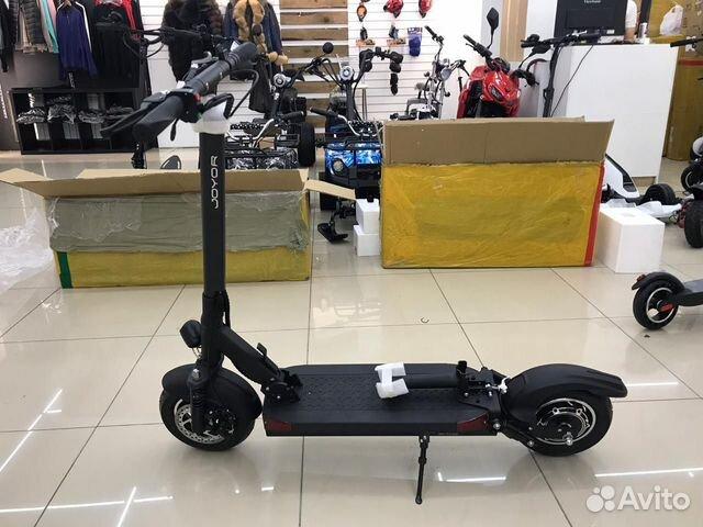 Электросамокат Joyor Y5S купить в Москве на Avito