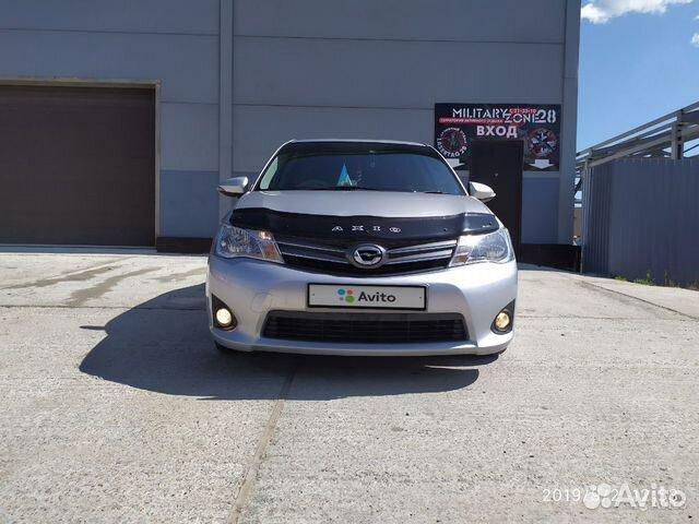 Toyota Corolla Axio, 2013 89619540147 купить 5