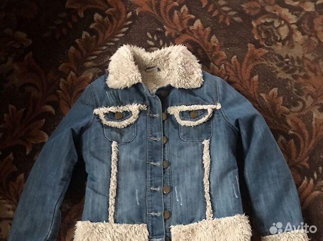 Куртка джинсовая, кардиган и платья купить 1
