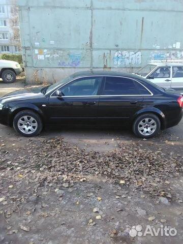 Audi A4, 2004  89107009604 купить 2