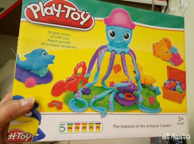 84942303606  Набор Play-Toy Подводный Мир SM8038