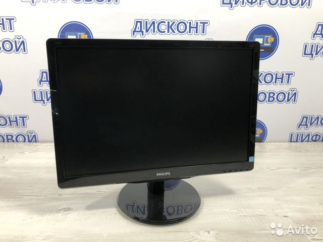 Монитор Philips 190V4LSB/01 — Товары для компьютера в Санкт-Петербурге