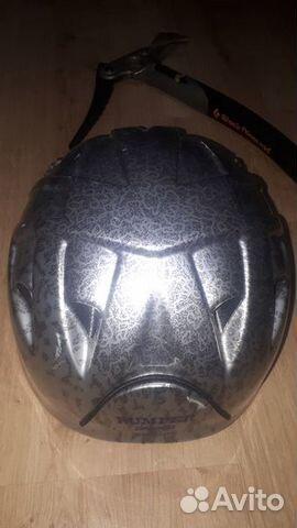 Каска альпинистская Simond bumper gris