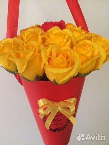 Мыльные Цветы 89654987799 купить 4
