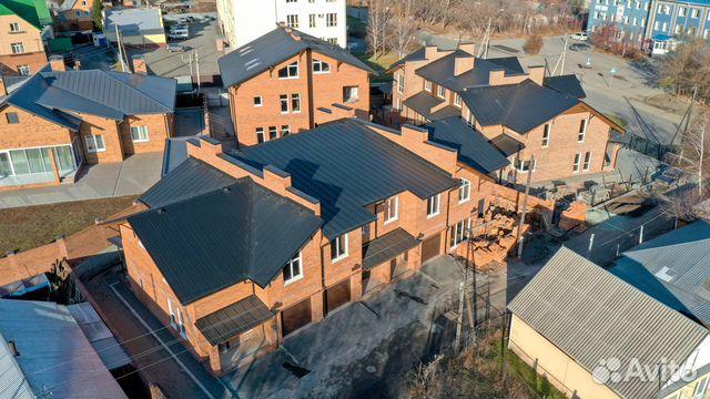 Таунхаус 153 м² на участке 1.5 сот. купить 1