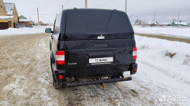УАЗ Pickup, 2016 купить 4