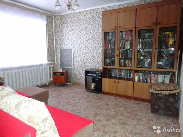 2-room apartment, 36.7 m2, 1/5 floor buy 1