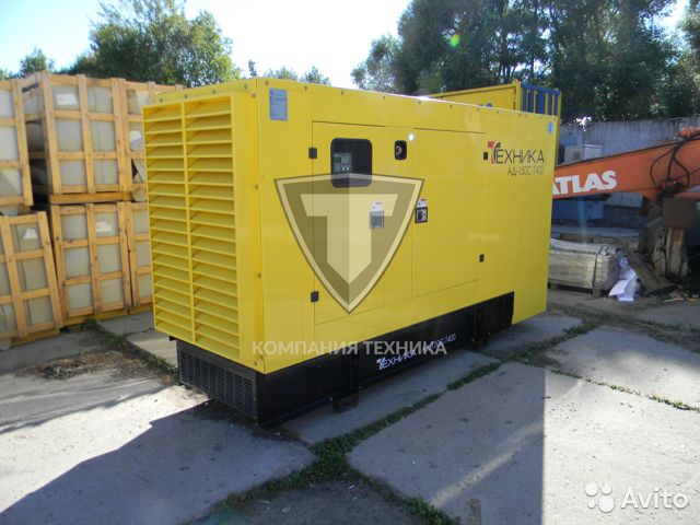 Дизельный генератор 150 кВт 88001009556 купить 2