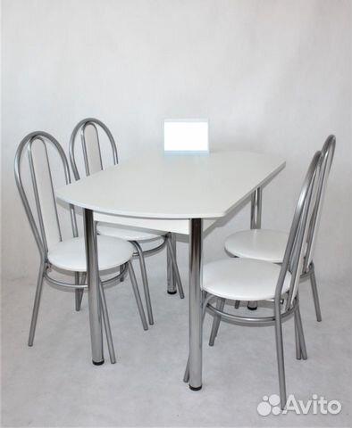 Стол обеденный 110х70 89850571152 купить 2
