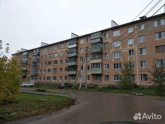 2-к квартира, 41.8 м², 5/5 эт.