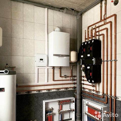 Отопление, теплый пол, водоснабжение 89103054060 купить 9