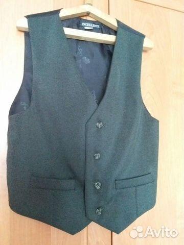 Школьный костюм-тройка  89606329835 купить 3