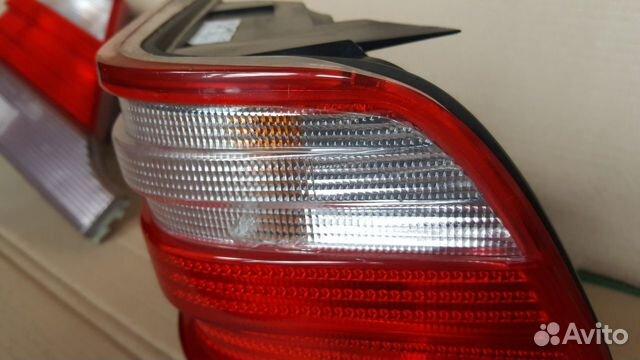 W140 Mercedes фонари задние оригинал 89118997766 купить 4