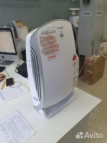 Воздухоочиститель Funai Zen 89608244014 купить 10