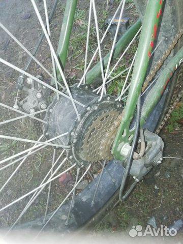 Электро велосипед (фетбайк) 89195905424 купить 3