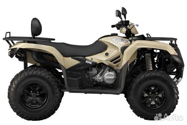 Квадроцикл SYM QuadRaider 600 LE купить в Казани | Транспорт | Авито
