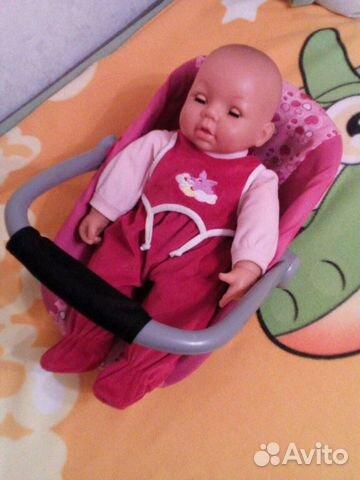 Переноска для куклы  89644912421 купить 1