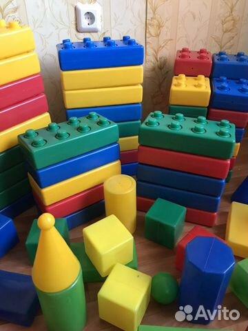 Набор игрушек (пластиковый конструктор)  89991673701 купить 3