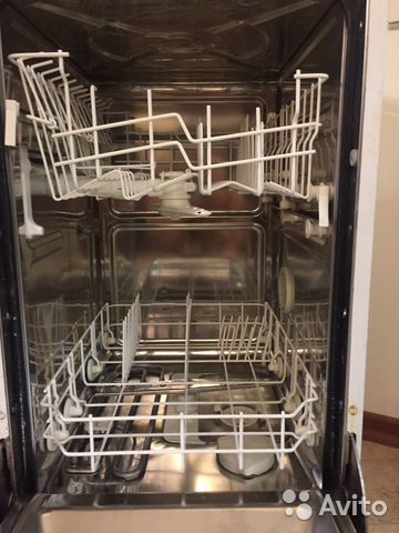 Посудомоечная машина Ariston  89124430051 купить 2