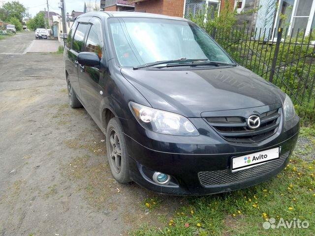 Mazda MPV, 2004 89823405278 купить 4