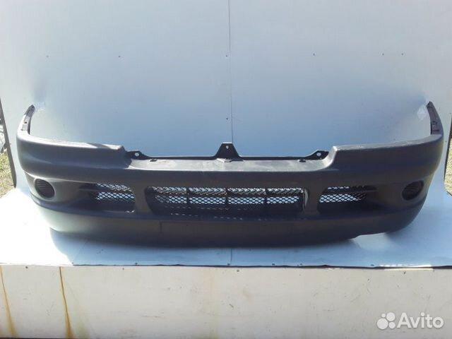 Бампер передний Fiat Ducato 244 2001-2011 89196068635 купить 1