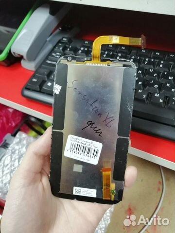 89003081353 Дисплейный модуль HTC Sensation XL + стекло сенсор