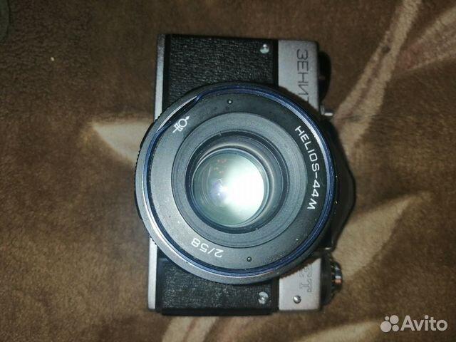 Зеркальный фотоаппарат Зенит-ет  купить 2