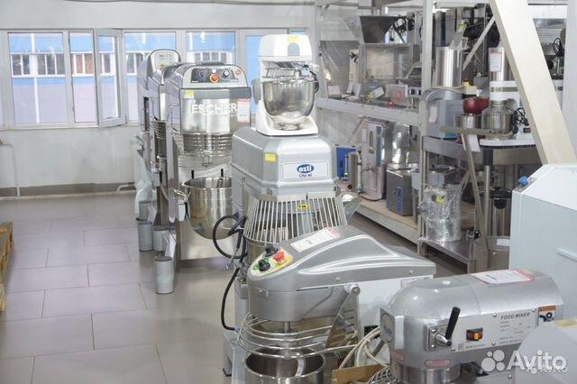 Пекарское оборудование - печи, плиты, тестомесы