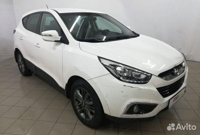 Hyundai ix35, 2015  88342470000 купить 3