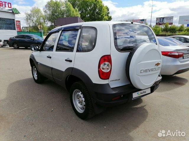 Chevrolet Niva, 2014 89177444518 купить 2