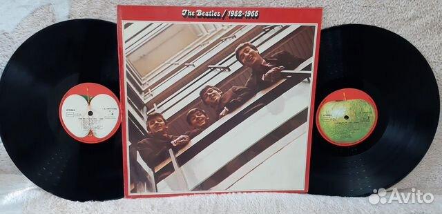 Lp The Beatles EX++/EX++ Ger купить 1
