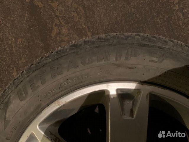 Комплект липучек на дисках Toyota  89870459779 купить 4