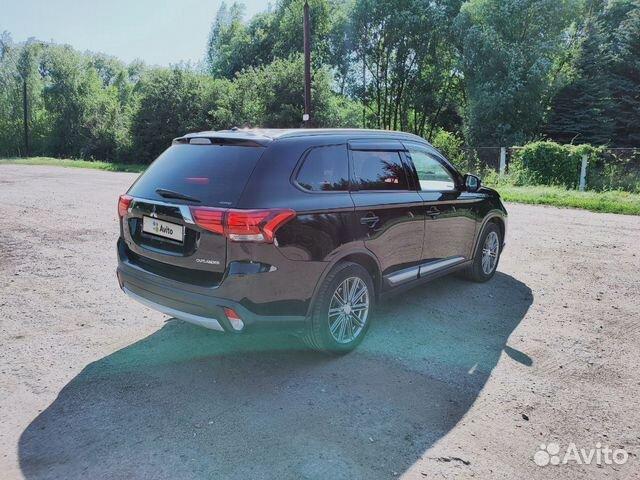 Mitsubishi Outlander, 2015 89063927376 купить 5