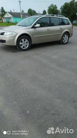 Renault Megane, 2008 89062973670 купить 2