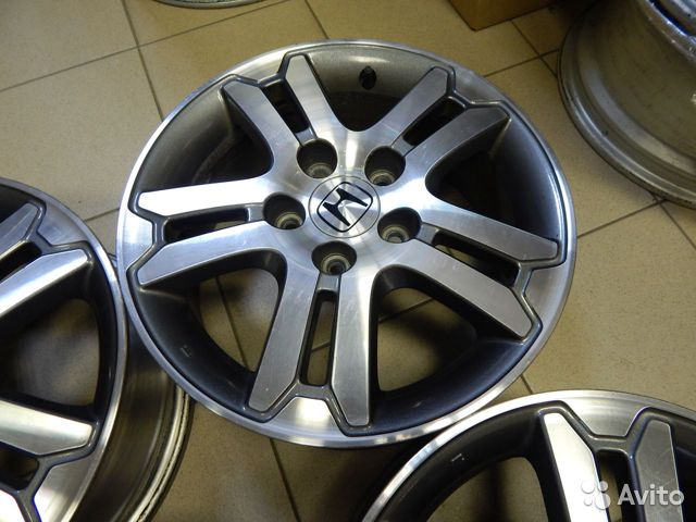 Оригинал Honda Stepwgn R16 5*114.3 ET50 J6 89140053766 купить 4