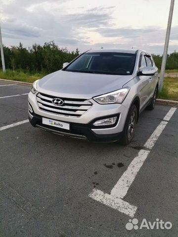 Hyundai Santa Fe, 2013  купить 2